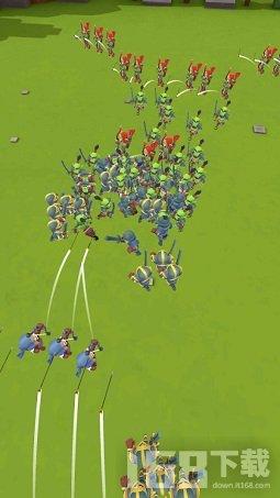 人类军团冲突