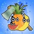 水果战斗机斧头帮
