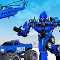 卡丁车变形机器人