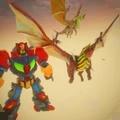 飞龙终极机器人