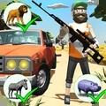 非洲荒野狩猎