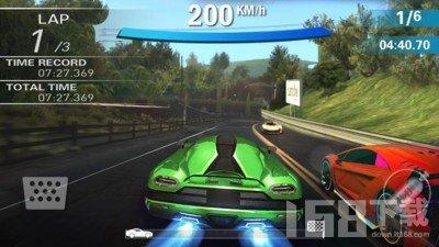 疯狂赛车3D