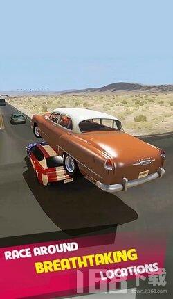 疯狂撞车赛游戏