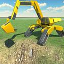 未来派挖掘机