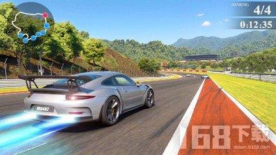 高速交通赛车3D