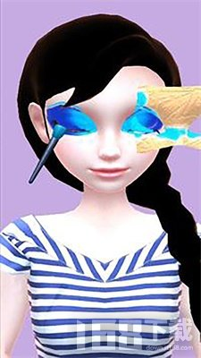 眼睛艺术3D