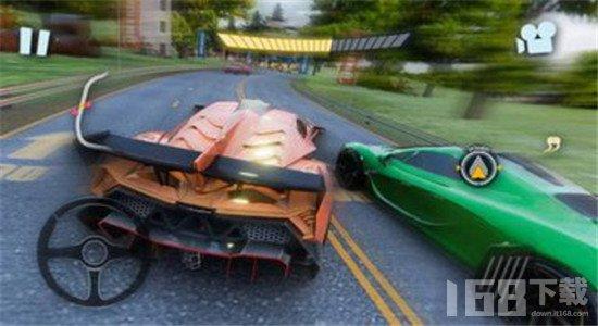 城市速度漂移赛车