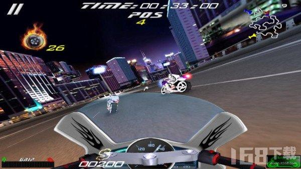 终极竞速摩托游戏