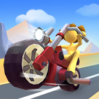 摩托车冲刺