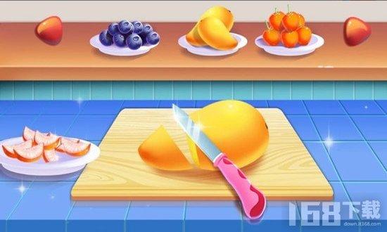 梦幻公主做蛋糕2