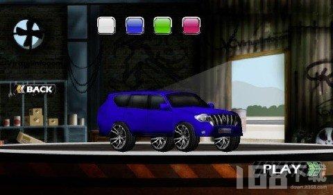 汽车漂移沙漠