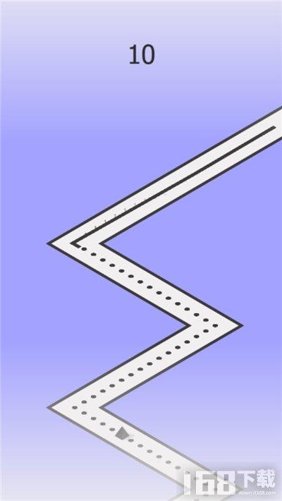 弯转的线条