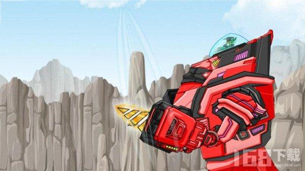 翼龙组装机器人
