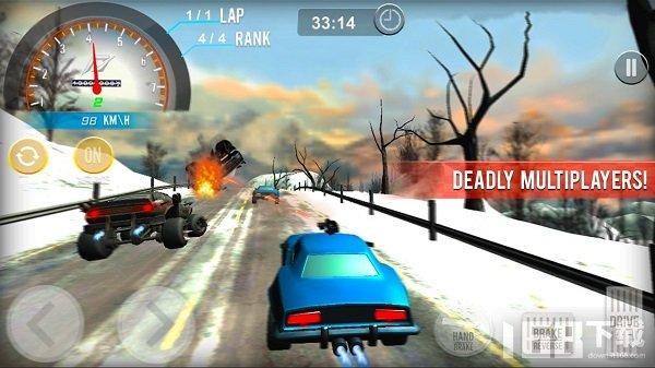 死亡战场竞赛游戏