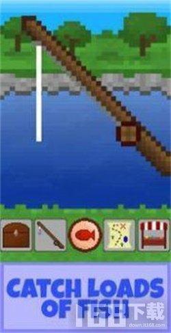 钓鱼的工艺