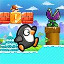 超级跳跃企鹅