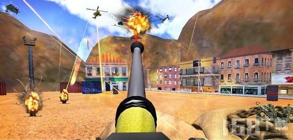 狙击战斗机