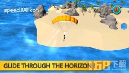 火柴人3D跳伞