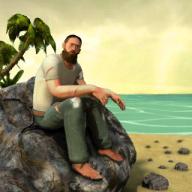 荒岛生存逃生