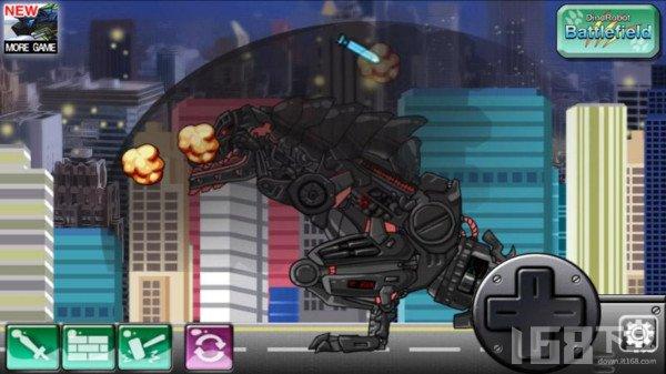 终结者恐龙机器人