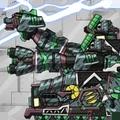 恐龙坦克机器人