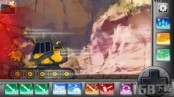 雷电恐龙机器人