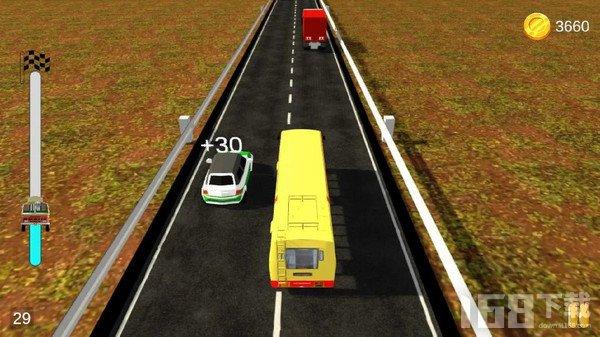 巴士赛车3D