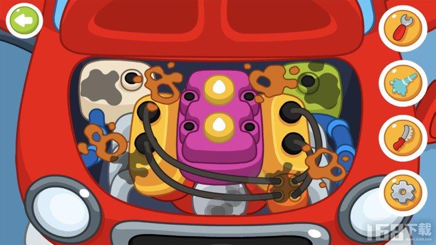 汽车维修和清洗