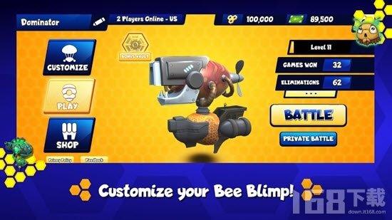 蜜蜂大逃杀