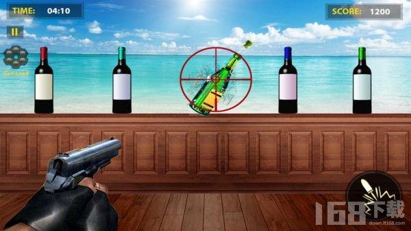 瓶子射击大师