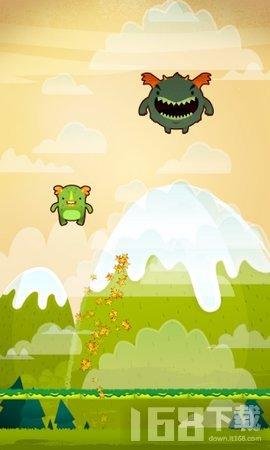 怪兽跳跃大冒险