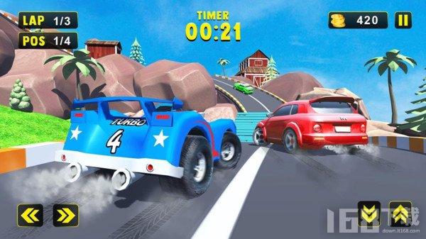 儿童赛车游戏2020
