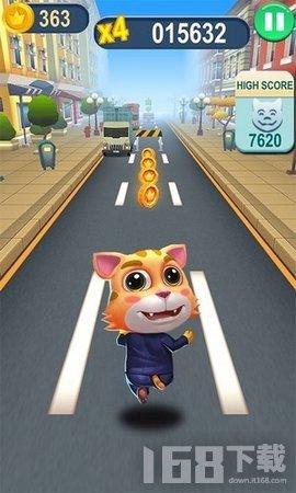 猫跑运动员