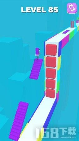 楼梯跑酷大师