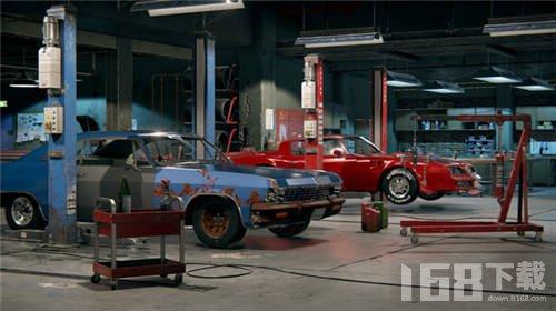 汽车修理工人