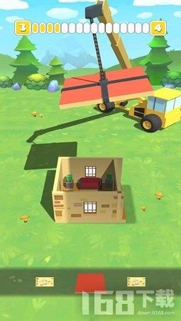 建造我的豪宅3D