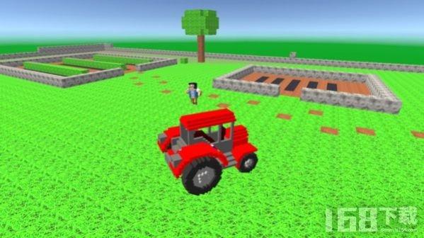 像素工艺农场