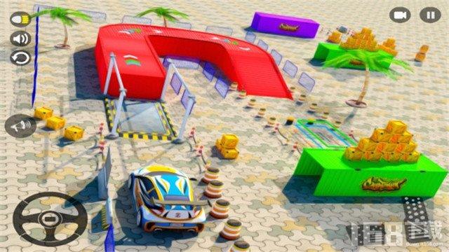 真正的停车场模拟器2