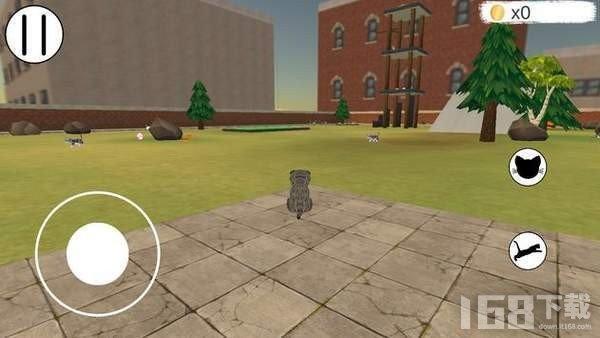 猫公园模拟器