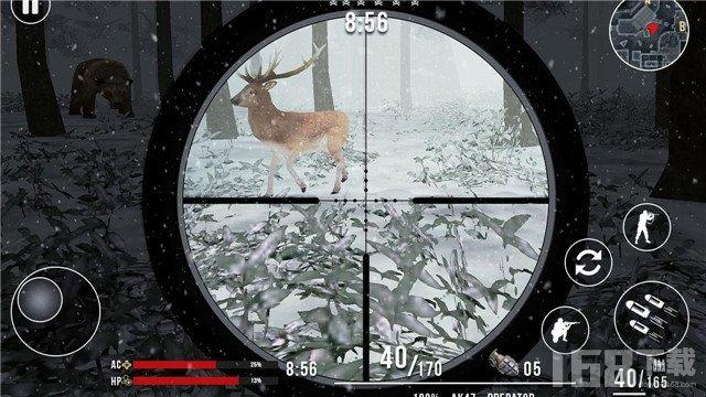狙击手猎人生存