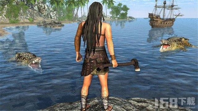 海盗荒野求生