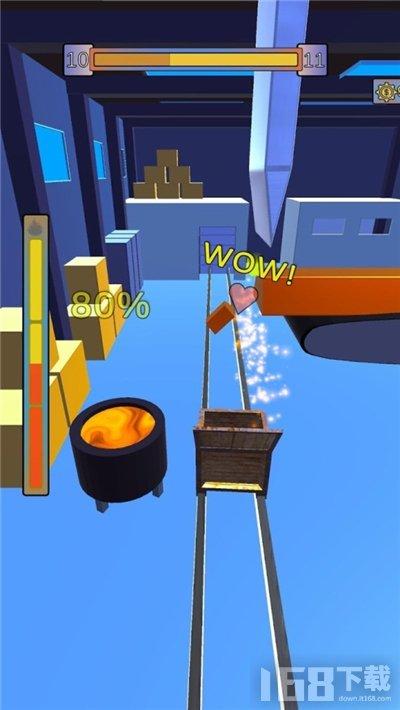 模拟金属切割厂
