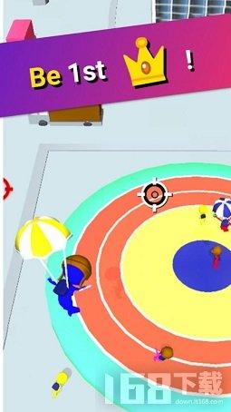 降落伞淘汰赛