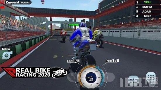 极限摩托车竞速