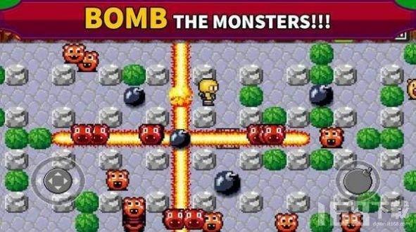 炸弹人战斗