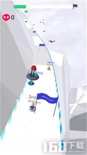 雪橇大作战3D