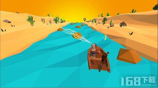 我的木筏旅行