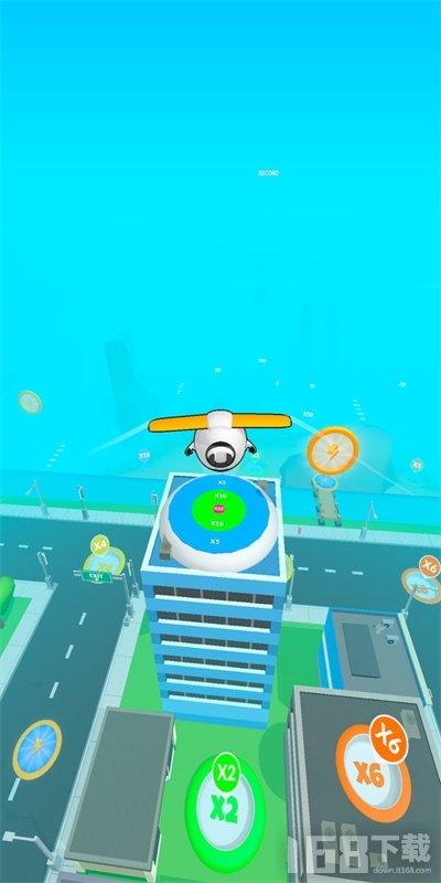 空中滑翔机