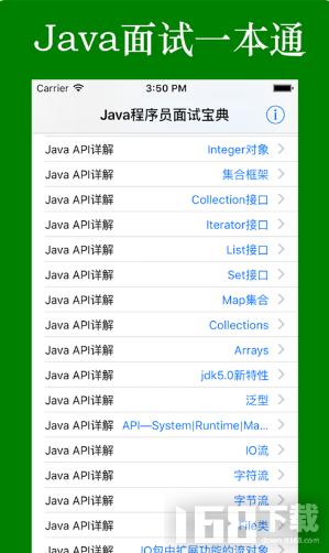 Java程序员面试大全