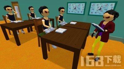 虚拟火柴人家庭